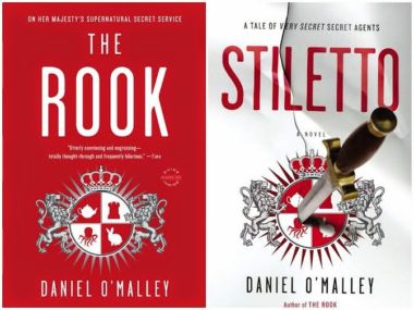 The Rook - Dan O'Malley