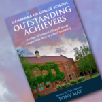 Tony May, CGS Alumnus, publishes first book